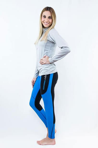 performa ride blue thermal