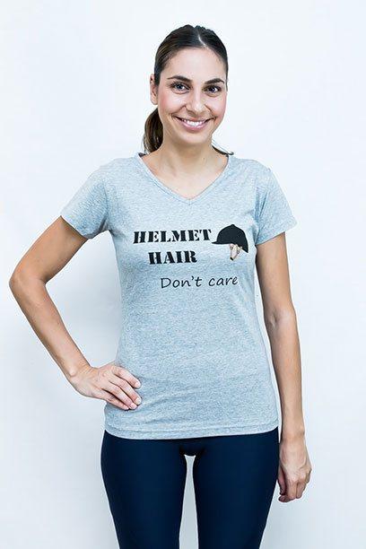 performa ride helmet hair 1