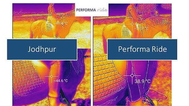 Performa Ride vs. Traditional Jodhpur