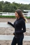 performa ride reflective horse riding jacket