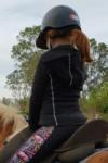 performa ride reflective riding jacket