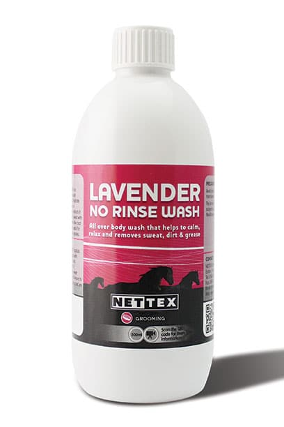 nettex lavender no rinse wash 500ml