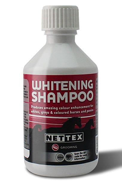 nettex whitening shampoo 250ml