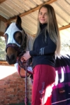 performa ride base layer horse rider shirt