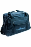 horse tack carry bag blue performa ride