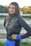 performa ride vest black front