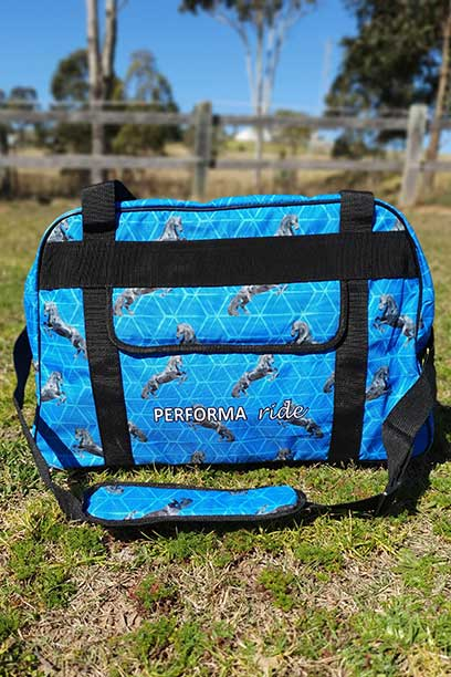 horse freedom horse tack carry bag limited edition performa ride