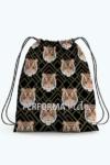 tiger drawstring bag pattern limited edition performa ride