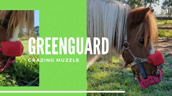GREENGUARD GRAZING MUZZLE MAKES A DIFFERENCE