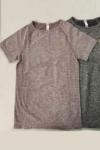 seamless short sleeve shirt single colour performa ride