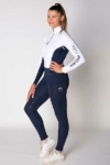 disrupt summer horse riding tights navy front left a performa ride