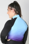 base layer equestrian top blue purple ombre back b performa ride