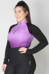 base layer equestrian top purple purple ombre front left b performa ride