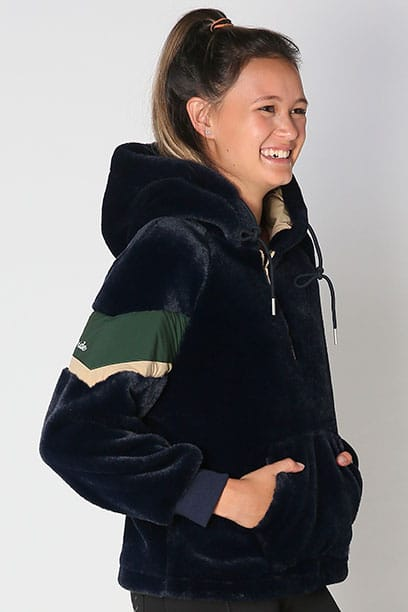 equestrian snug hoodie front right close performa ride