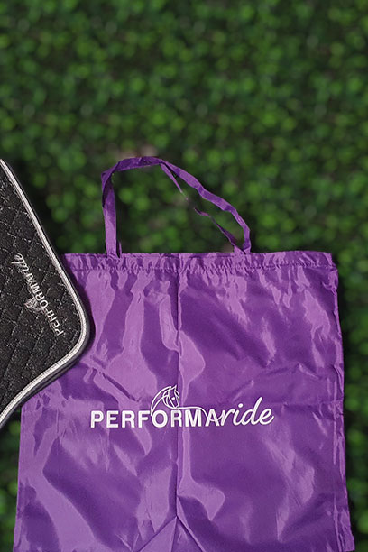saddle pad storage bag performa ride